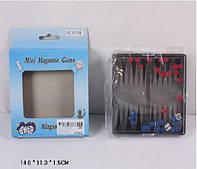 Нарды магнитные дорожные (HY715B)