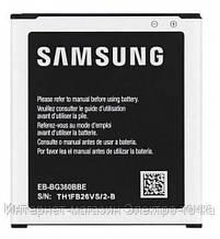 Аккумулятор для Samsung Galaxy Core Prime G360/G361 EB BG360BBE 2000 mAh