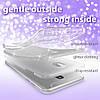 Чохол накладка для Samsung Galaxy J7 2017 J730 силіконовий 3-в-1, Fashion Case GLITTER, Сріблястий, фото 8