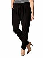 Легкие женские штаны гаремы, шаровары с поясом-резинкой Esmara, р. 42 EUR