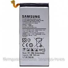Аккумулятор для Samsung Galaxy A3/A300 EB-BA300ABE 1900 mAh (хорошая копия)
