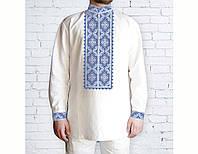 Заготовка чоловічої сорочки та вишиванки для вишивки чи вишивання бісером  Бисерок «Орнамент 516 Г» 8a4fa44ccfa93