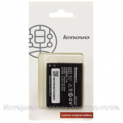 Аккумулятор для Lenovo A390 - BL171 1500 mAh