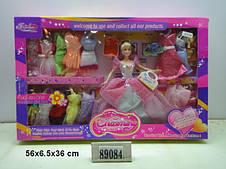 Кукла Fajiabao с нарядами и аксессуарами (89084)