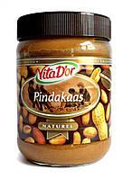 Арахисовое масло Vita D'or Pindakaas  500 г, фото 1