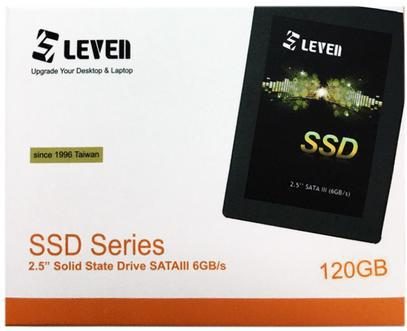 "SSD накопитель LEVEN JS500 120GB (JS500SSD120GB) ""Over-Stock"""