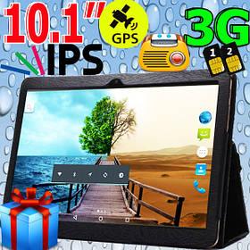 ОРИГИНАЛ с ЕВРОПЫ К107 - 10 дюймов 1/16 IPS 3G GPS + ЧЕХОЛ