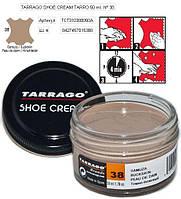 Крем для гладкой кожи Tarrago Shoe Cream 50 мл цвет темно бежевый (38)