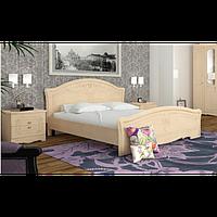 """""""Ніколь"""" Ліжко з ДСП/МДФ в спальню 160 (береза) Сокме"""