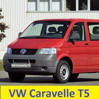 Автозапчасти VW Caravelle T5 (с 2003-)