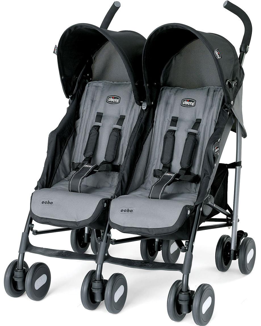 Коляска для двойни CHICCO ECHO TWIN CHILD WALKING TRUCK