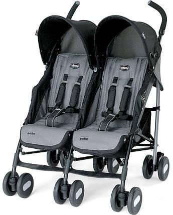 Коляска для двойни CHICCO ECHO TWIN CHILD WALKING TRUCK, фото 2