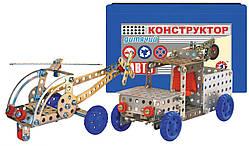 Металлический конструктор Авто Технок (0625)