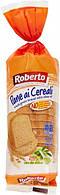 Тостерный хлеб мультизерновой Roberto 400г