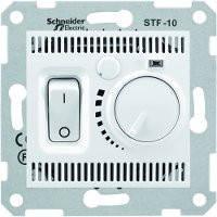 Терморегулятор для теплого пола 10А Sedna