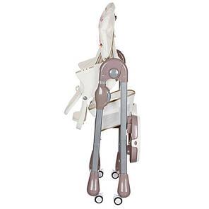 Стульчик для кормления Bambi M 3234-2 (коричневый), фото 2