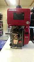 Двигатель дизельный WEIMA WM188FBS(R) (12 л.с., шпонка, вал 30 мм), фото 2