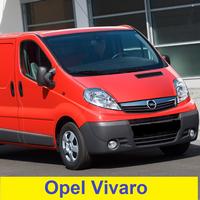 Автозапчасти Opel Vivaro (2001-)