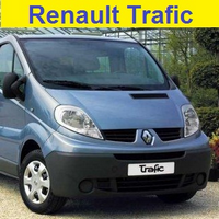 Автозапчасти Renault Trafic (2001-)