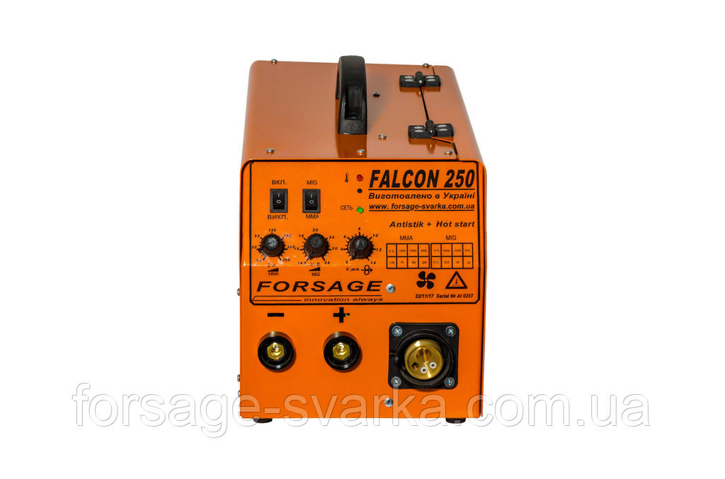 Инверторный универсальный полуавтомат «FALCON 250» (Украина)