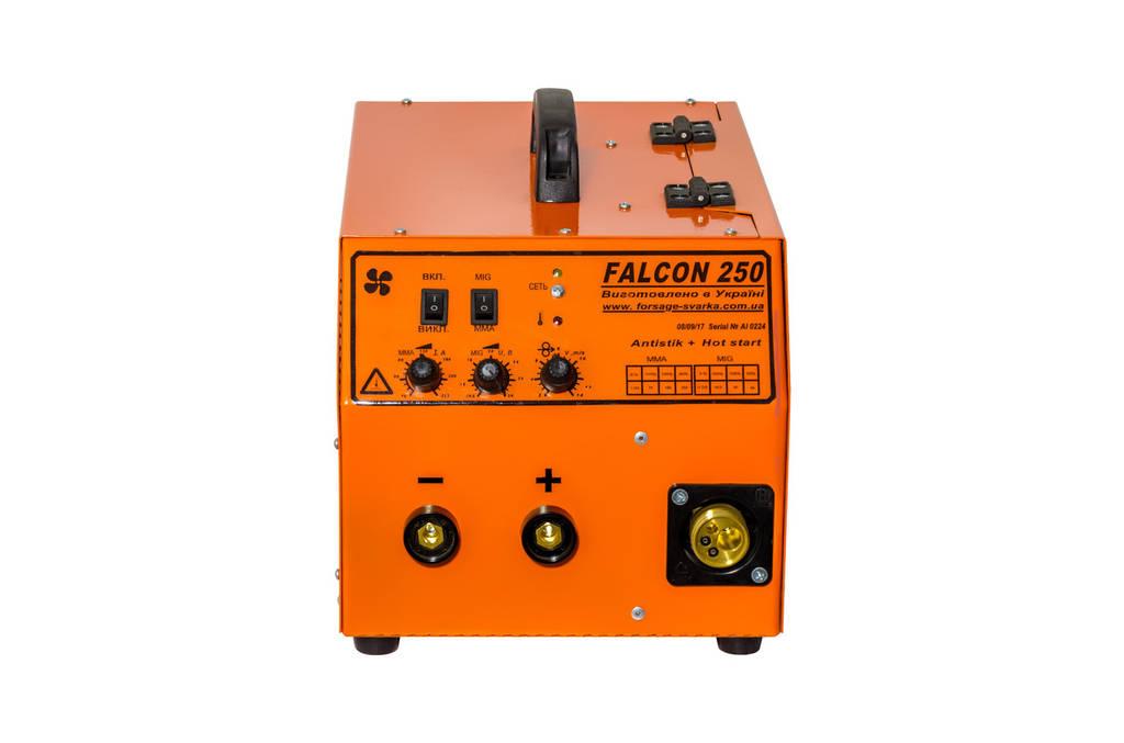Инверторный универсальный полуавтомат «FALCON 250+» (Украина)