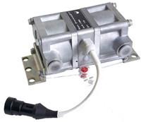 Диференціальний автономний витратомір палива з дисплеєм DFM 250Е