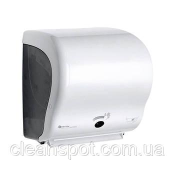 Сенсорный диспенсер для бумажных полотенец Merida LUX SENSOR CUT