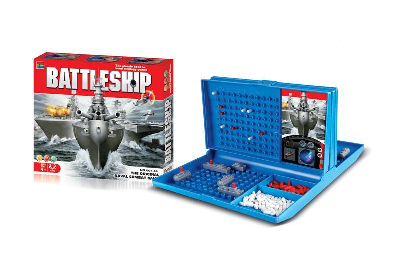Настольная игра - Морской бой