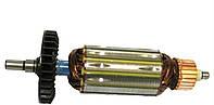 Якорь тст-н болгарки Stern AG-125 B, Витязь МШУ-1000Е (38*153 мм, хвостовик - шпонка 8 мм)