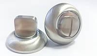 Накладка WC Armadillo WC-BOLT BK6 матовый никель/хром (Китай), фото 1
