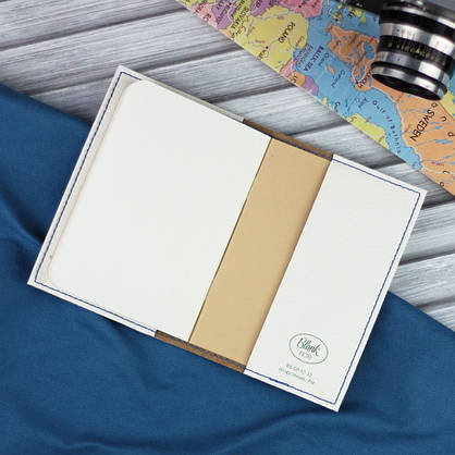 """Обложка для паспорта """"I love music"""" + блокнотик, фото 3"""