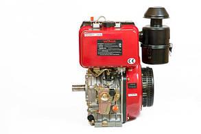 Двигатель дизельный WEIMA WM188FBSЕ(R) (12 л.с., электростарт, шпонка, вал 30 мм), фото 2