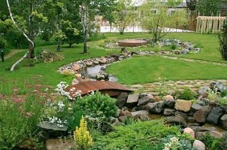 Ландшафт, дизайн, озеленение, консультации