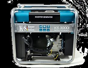 Генератор инверторный Konner&Sohnen KS 3000i (3кВт), фото 2