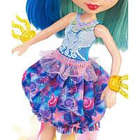 Набор Друзья из подводного мира Enchantimals кукла Медуза Джесса - Меняет цвет волос FKV57, фото 5