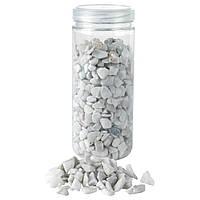 Декоративные камни DYFT белые