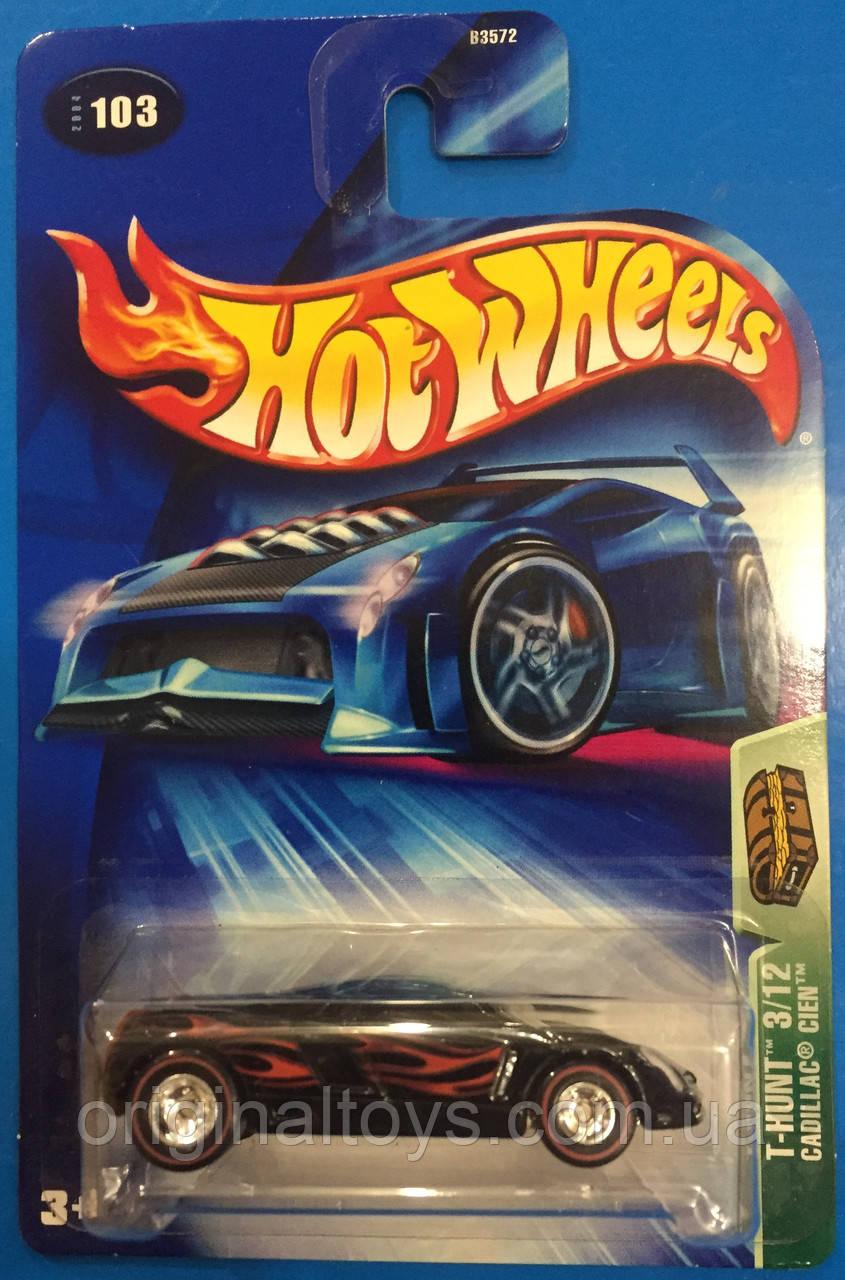 Коллекционная  модель Hot Wheels Cadillac Cien