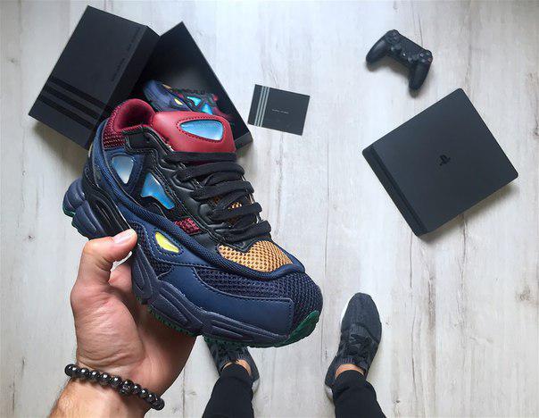 Женские кроссовки Adidas Raf Simons Ozweego 2, Копия