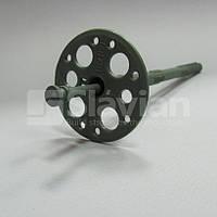 Дюбель крепления теплоизоляции 10х70мм, пластиковый гвоздь (Standard)