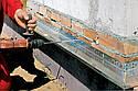 Цокольний профіль для утеплювача 2,5м алюмінієва цокольна планка для мінвати та пінопласту 103 мм, фото 3