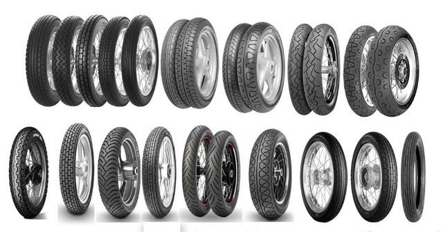 Покрышки (шины) разных производителей