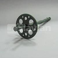 Дюбель крепления теплоизоляции 10х100мм, пластиковый гвоздь (Standard)