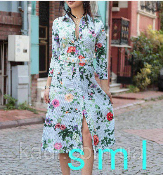 9ea142d4051f Легкое женское платье. Летнее платье - Titova- магазин женской одежды.  Showroom ТЦ