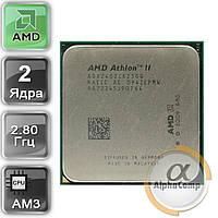 Процессор AMD Athlon II X2 240 B22 (2×2.80GHz/2Mb/AM3) б/у