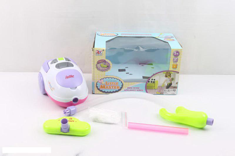 Детский пылесос на батарейках