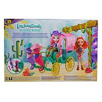 Игровой набор Кукла Enchantimals Энчантималс Подводный экипаж c Каретой FKV61, фото 9