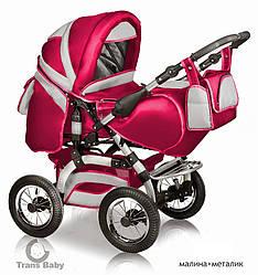 Детская коляска-трансформер Trans baby Prado