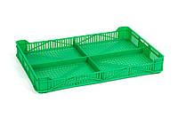 Ящик пластиковый 400х265х54, 2кг (1 сорт)