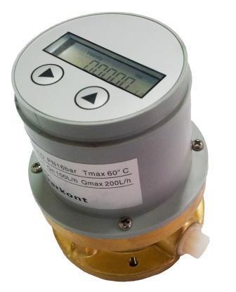 Лічильник обліку палива LS 04 LCD