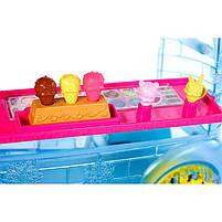 Игровой набор Энчантималс Enchantimals Фургончик с мороженым с пингвином FKY58, фото 7